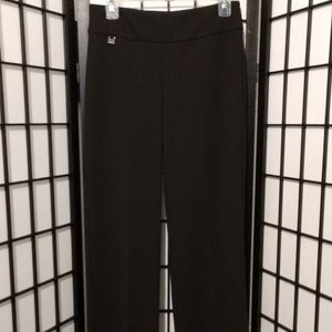 Black Peck & Peck Pull on Pants sz 2